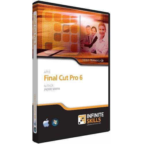 9780981176888: Apple Final Cut Pro 6 Training Video - CD