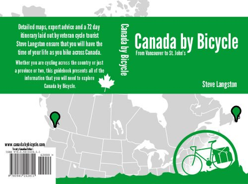 9780981242811: Canada by Bicycle