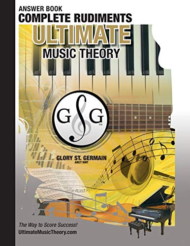 9780981310121: GP-UCRA - Ultimate Music Theory Complete Rudiments Answer Book