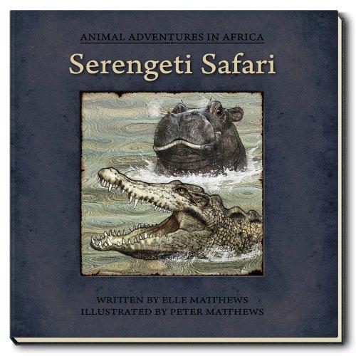 9780981418018: Serengeti Safari