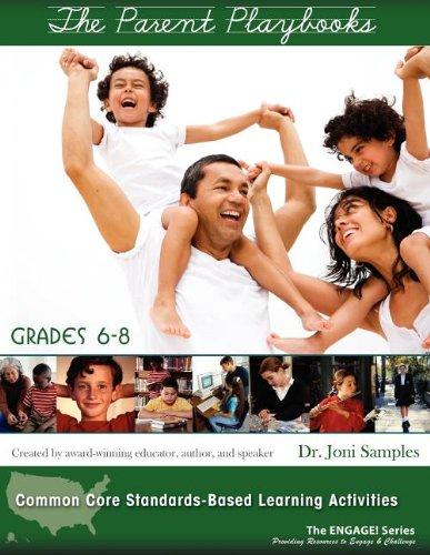 The Parent Playbooks: Grades 6-8: Joni Samples