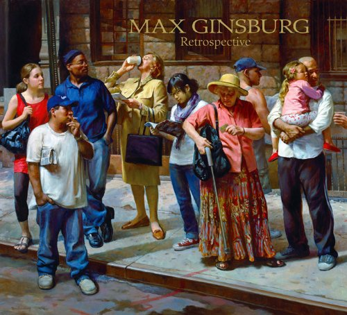 9780981457741: Max Ginsburg: Retrospective