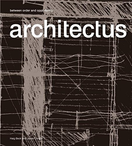Architectus: Between Order and Opportunity (Hardcover): Haig Beck