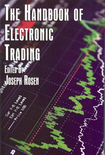 Handbook Of Electronic Trading: Rosen, Joe