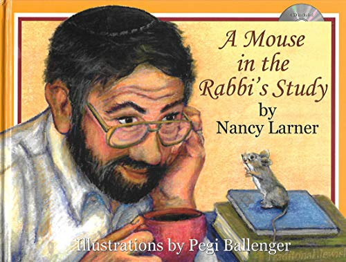 9780981465401: A Mouse in the Rabbi's Study