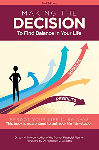 9780981474281: Making The Decision Reboot Your Life In 90 Days!: To Find Balance In Your Life