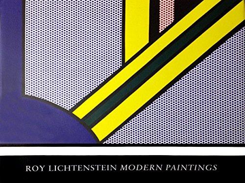 9780981477572: Roy Lichtenstein - Modern Paintings