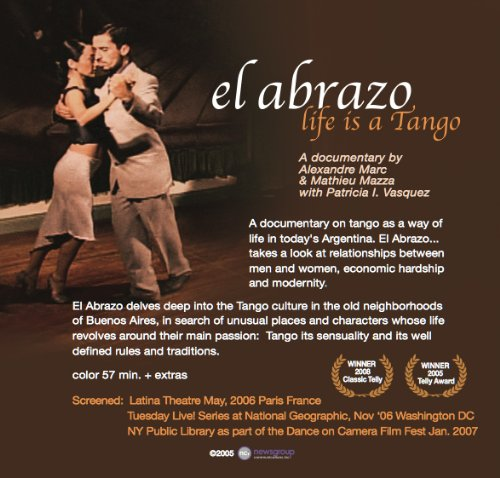9780981481203: el abrazo...life is a Tango