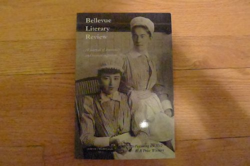 9780981489186: Bellevue Literary Review