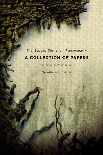 9780981491134: The Social Costs of Pornography: A Collection of Papers