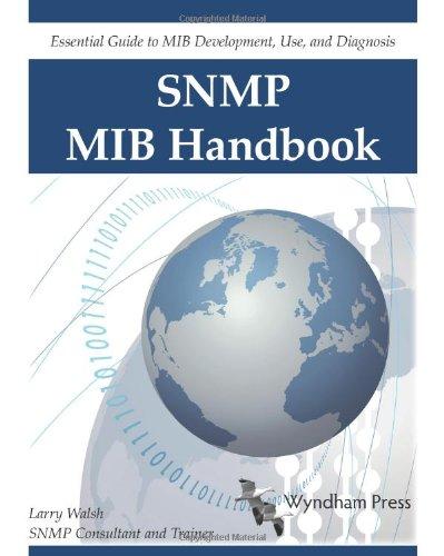 9780981492209: SNMP Mib Handbook