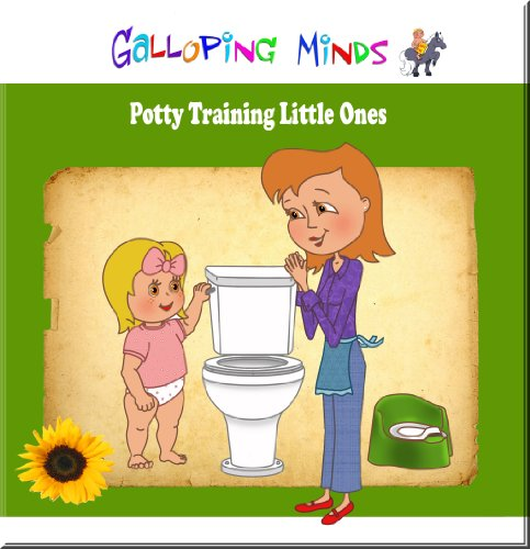 9780981494425: Galloping Minds - Potty Training Little Ones