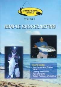 9780981503615: Shorefishing Hawaii, Vol. 2: Simple Shorecasting