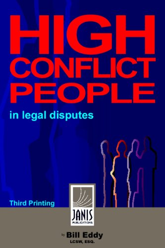 9780981509051: High Conflict People In Legal Disputes: Third Printing