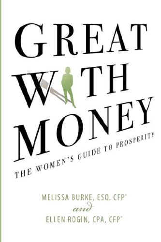 9780981518107: Great with Money: The Women's Guide to Prosperity