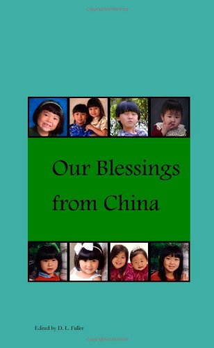 Our Blessings from China: Marybeth Lambe; Gayle
