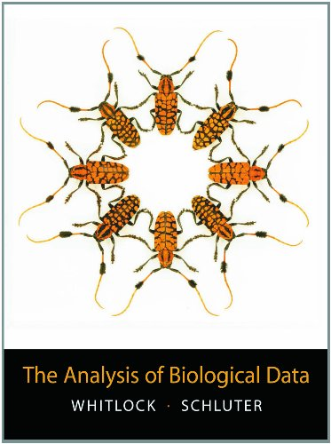 9780981519401: The Analysis of Biological Data
