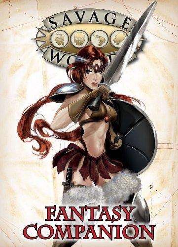 Fantasy Companion (S2P10500, Savage Worlds): Wade-Williams, Wiggy&#34, Paul