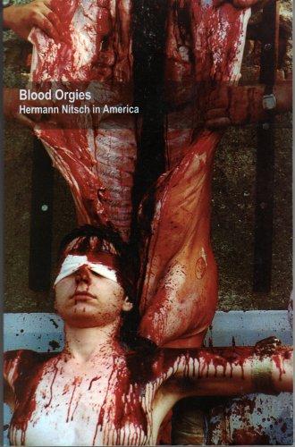9780981540900: Blood Orgies: Hermann Nitsch in America