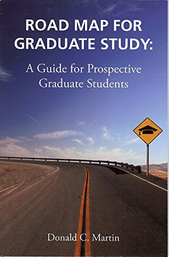 9780981543208: Road Map for Graduate Study