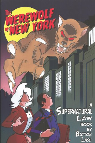9780981551937: The Werewolf of New York: A Supernatural Law Book
