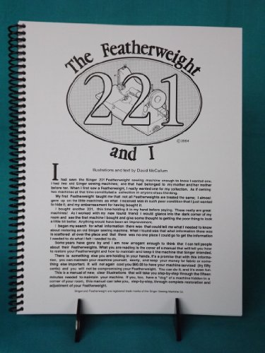 9780981565507: The Featherweight 221 and I