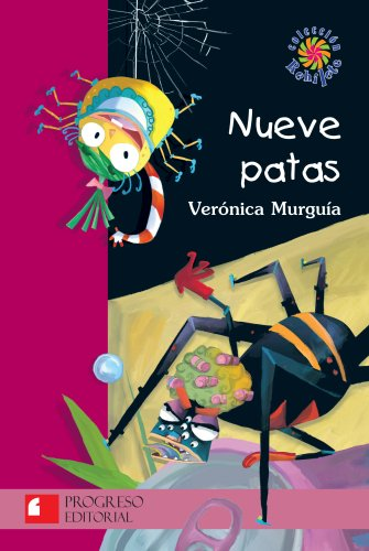9780981568652: Nueve Patas/ Nine Feet (Spanish Edition) Paperback Book & CD