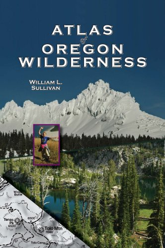 9780981570129: Atlas of Oregon Wilderness