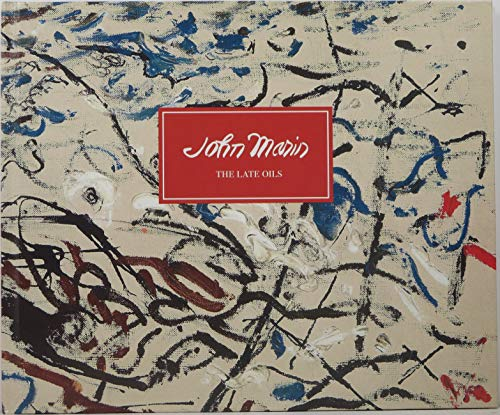 9780981580111: John Marin. The Late Oils