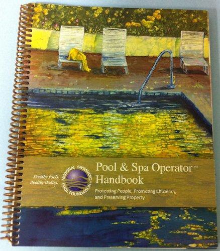 9780981580333: Pool & Spa Operator Handbook