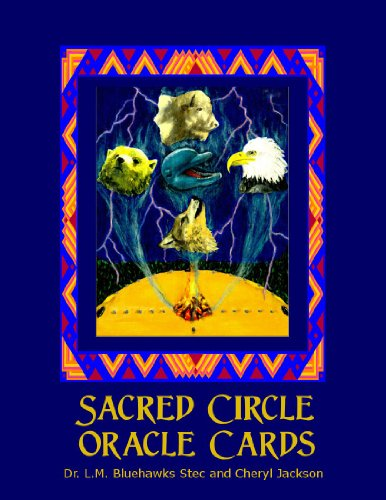 9780981581521: Sacred Circle Oracle Cards