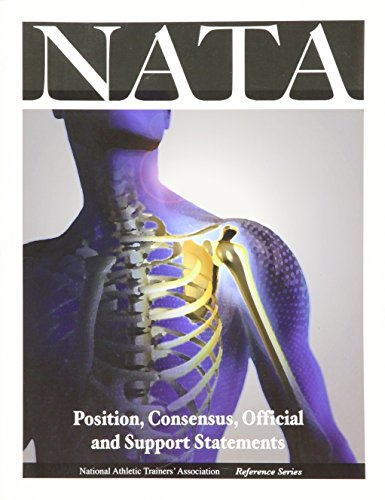 9780981589305: National Athletic Trainers' Association- Reference Series: Position,Consensus,Official and Support Statements