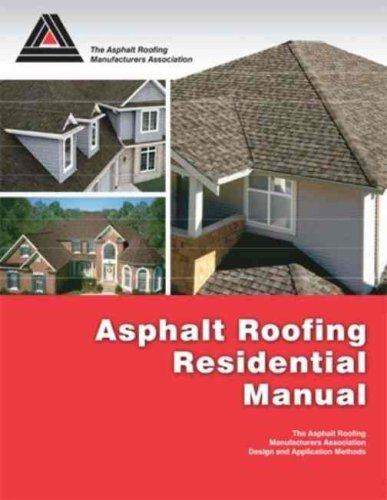 9780981594804: Asphalt Roofing Residential Manual