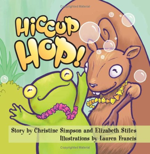 Hiccup Hop: Christine Simpson