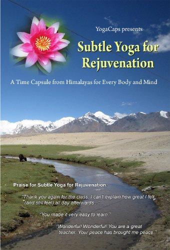 9780981597805: Subtle Yoga for Rejuvenation