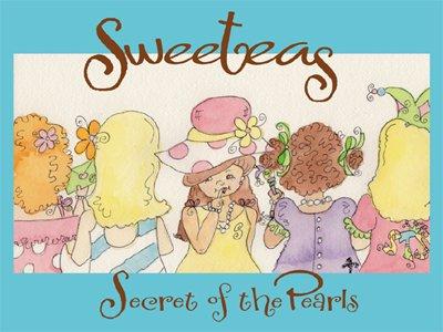 Secret of the Pearls: ROCHELLE FRAZIER