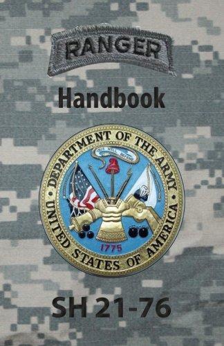 9780981620664: U.S. Army Ranger Handbook (SH 21-76)