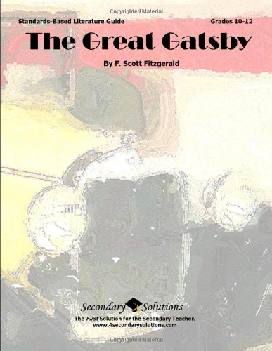 the classic novel of the great gatsby english literature essay The great gatsby is typically fitzgerald's greatest novel the great gatsby study guide contains a biography of f scott fitzgerald, literature essays, quiz.