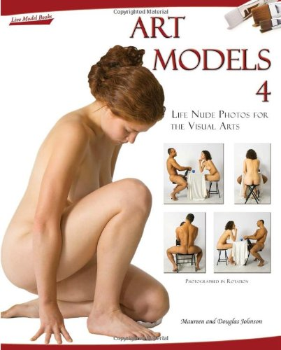 9780981624938: Art Models 4 (Art Models Series)