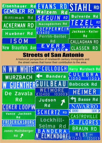 9780981625904: Streets of San Antonio