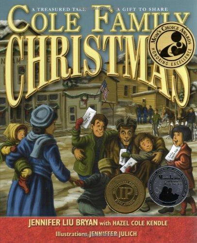 9780981626505: Cole Family Christmas