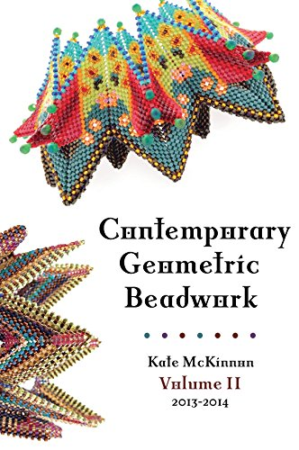 9780981646855: Contemporary Geometric Beadwork, Volume II