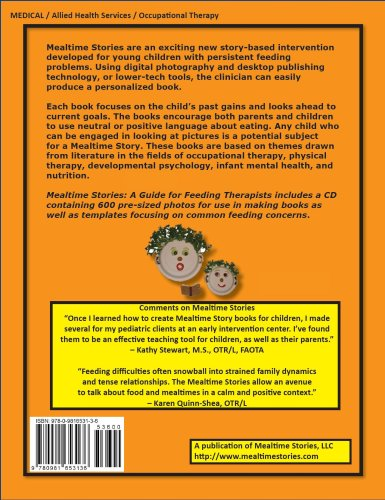 9780981653136: Mealtime Stories, A guide for Feeding Therapists 2nd Edition