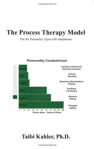 9780981656502: The Process Therapy Model: The Six Personality Types with Adaptations