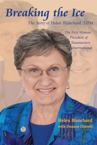 9780981664019: Breaking the Ice: The Story of Helen Blanchard, DTM