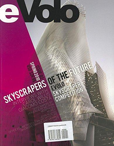 9780981665825: eVolo 02: Skyscrapers of the future