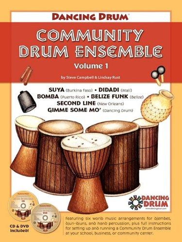 9780981672427: Community Drum Ensemble