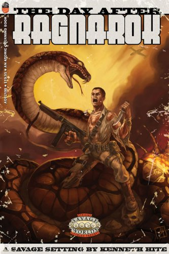 Day After Ragnarok Savage Worlds (AOP2003) (0981679226) by Kenneth Hite