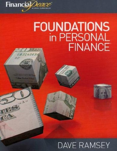 Foundations In Personal Finance: Ramsey, Dave
