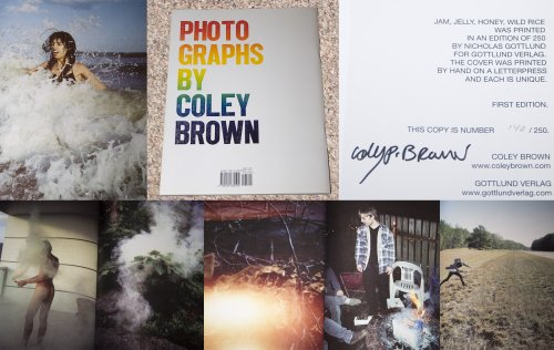 9780981685502: Jam Jelly Honey Wild Rice: Photographs By Coley Brown